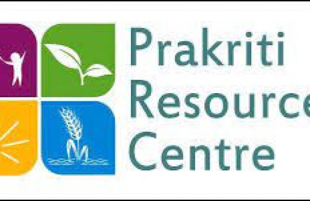 Prakriti Resources Centre Logo