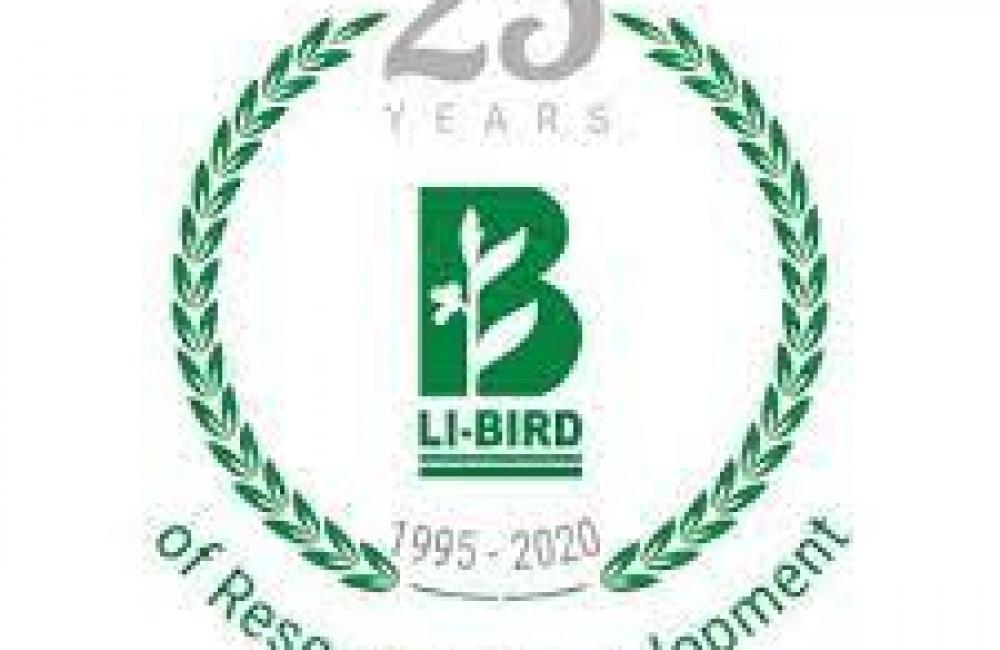 Local Initiatives for Biodiversity, Research, and Development (LI-BIRD) Logo