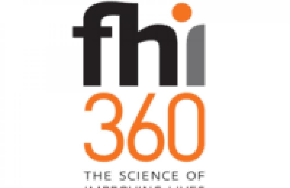 FHI 360 Nepal Logo