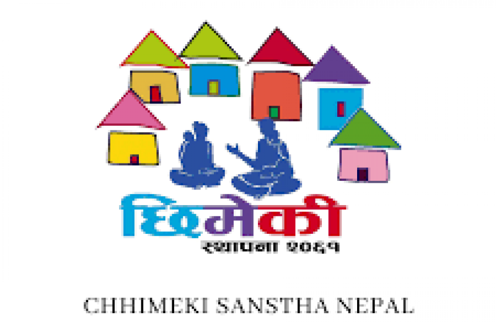 Chhimeki Sanstha Nepal (CSN) Logo