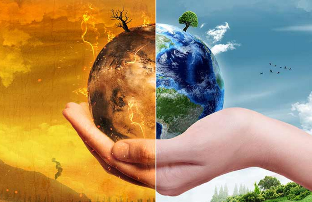 Donors Worldwide Supporting Organization of Environment & Climate Change in Nepal Image