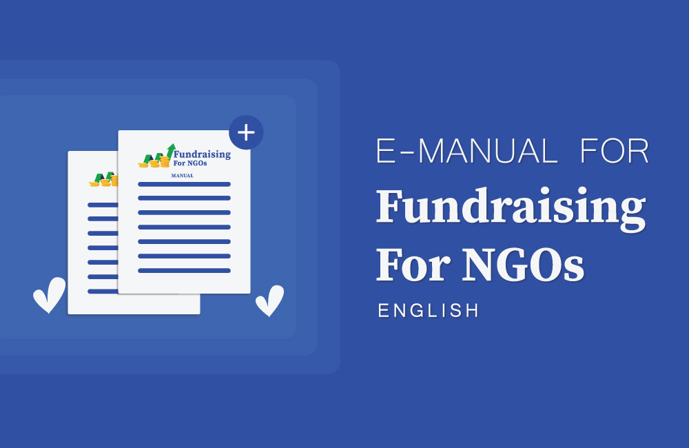 Fundraising For NGOs Manual [English] Image