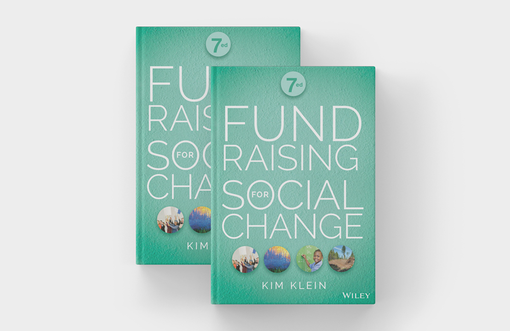 Fundraising for social change [E-book] Image
