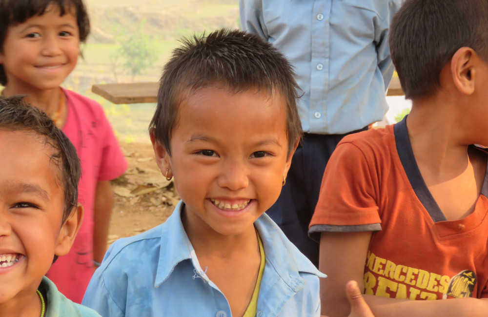 Donors Worldwide Supporting Children Welfare Projects Image