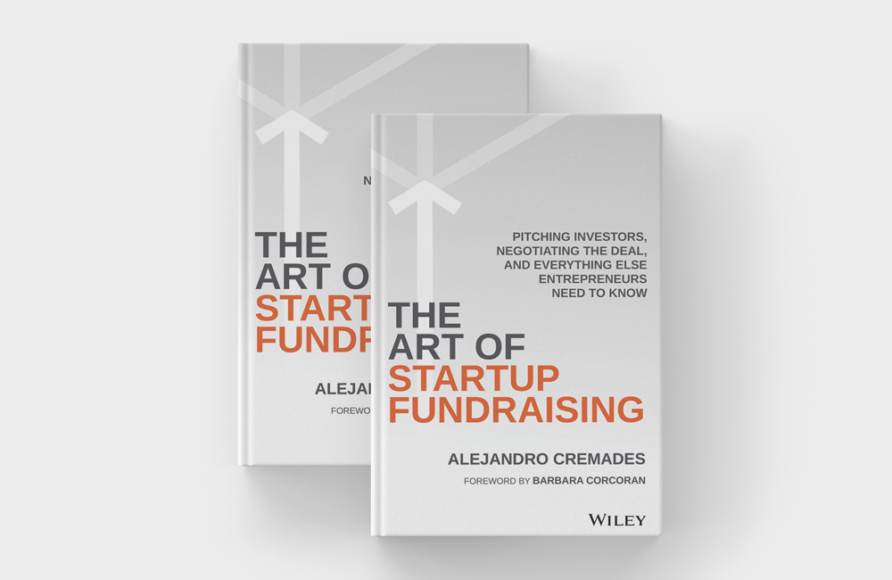 The art of Startup Fundraising [E-Book] Image